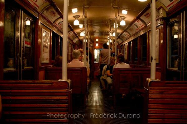 اولین مترو