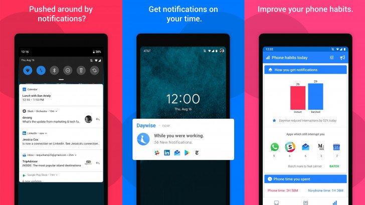 معرفی اپلیکیشن Daywise؛ نوتیفیکیشن های گوشی را مدیریت کنید