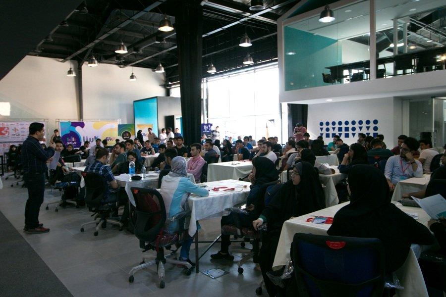 رویداد چالش فناوری شریف