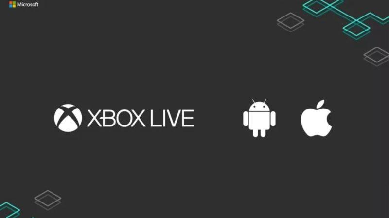 سرویس ایکس باکس لایو به اندروید و iOS خواهد آمد