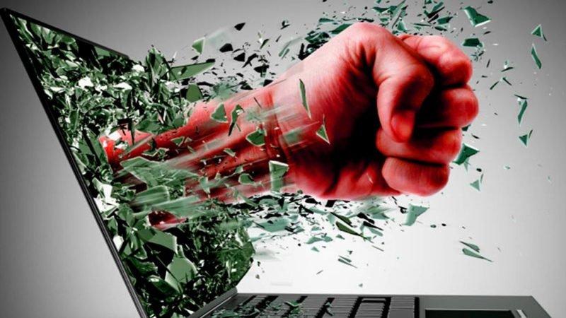 فرهنگ بیفرهنگی آنلاین