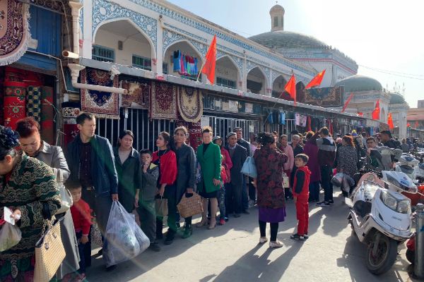 استفاده مخفیانه چین از فناوری برای نظارت بر اقلیت مسلمان