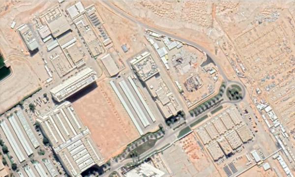 راکتور هستهای عربستان