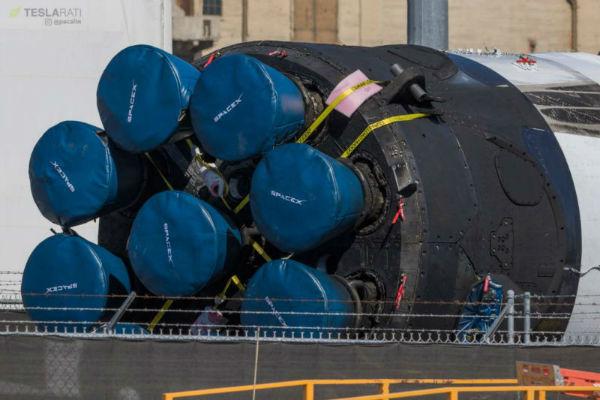 راکت فالکون هوی بلاک 5