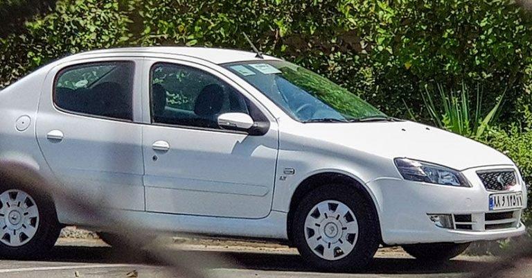 قیمت رانا پلاس ایران خودرو در کارخانه