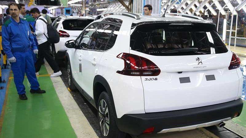 آخرین وضعیت کیفیت خودروهای داخلی؛ پژو ۲۰۰۸ رکورد شکست