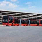 قطاری برای خیابان؛ اتوبوس برقی 250 نفری توسط BYD معرفی شد [تماشا کنید]