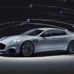استون مارتین Rapid E رونمایی شد؛ تلفیق هیجان و پرستیژ انگلیسی با موتورهای برقی