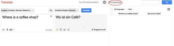 پایگاه خبری آرمان اقتصادی G-translate-phrasebook با ۱۲ عملکرد کاربردی و جالب مترجم گوگل آشنا شوید