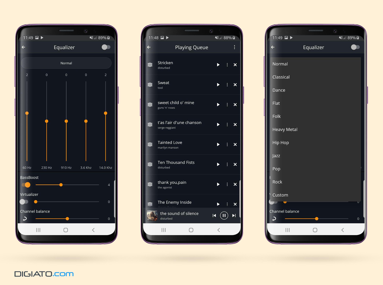 اپلیکیشن PowerAudio Pro