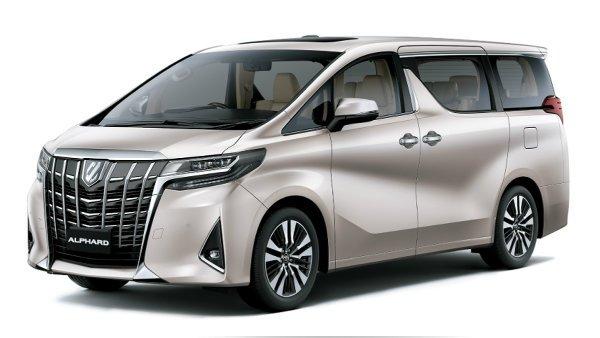 Toyota Alphard 2019