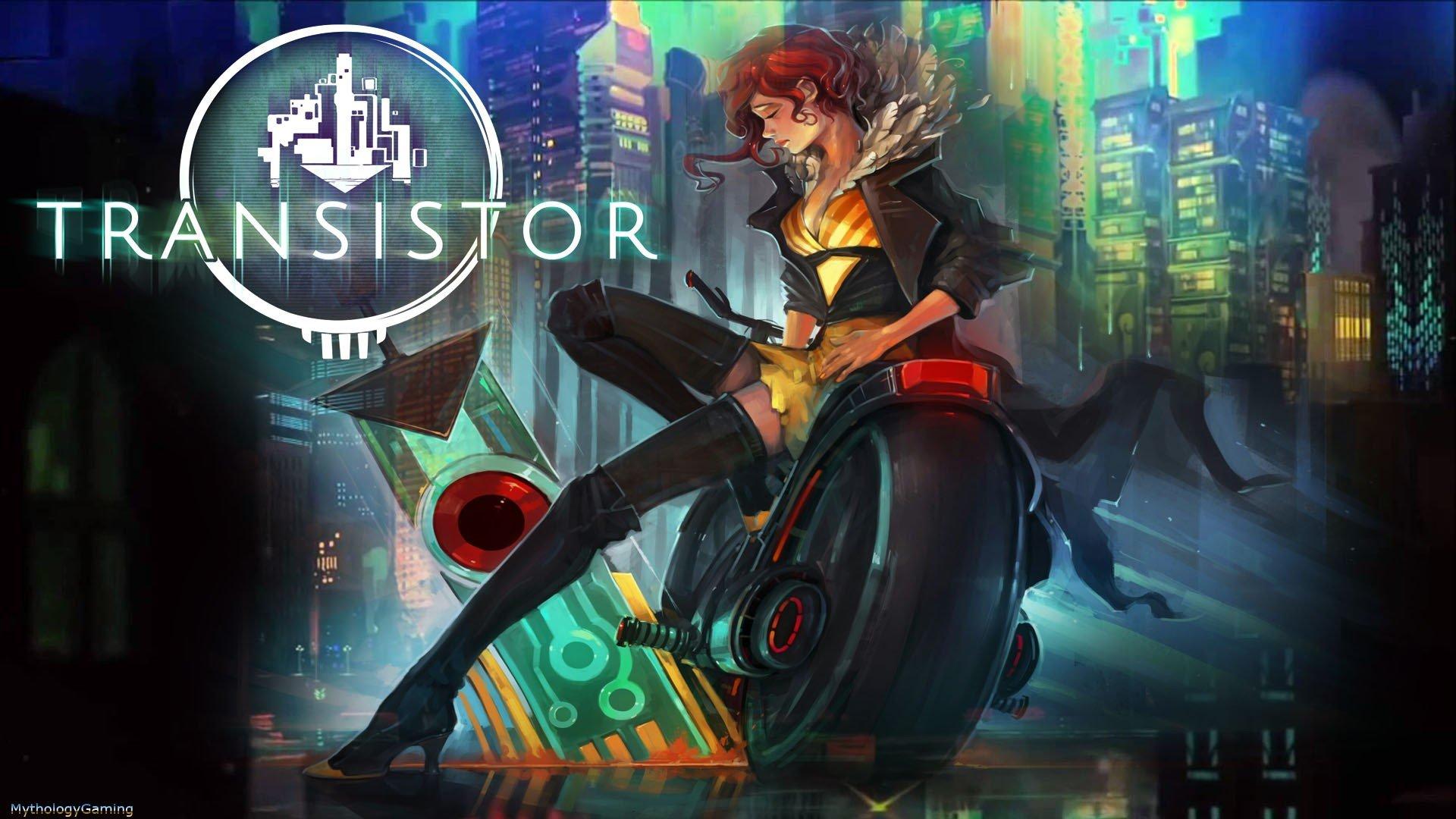 بازی Transistor برای مدت کوتاهی در فروشگاه اپیک رایگان شد