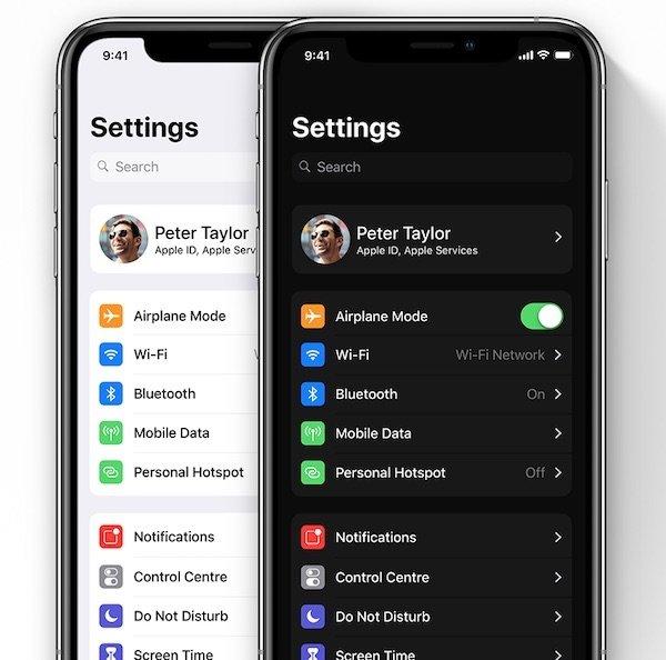 نسخه جدید iOS