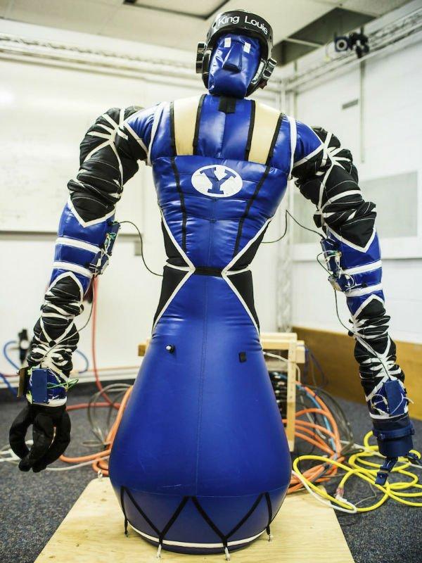 ربات بادی