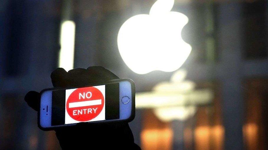 ممنوعیت واردات اپل