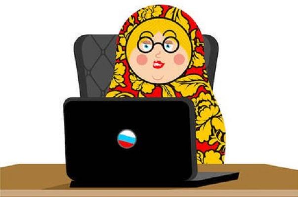 قطع اینترنت روسیه