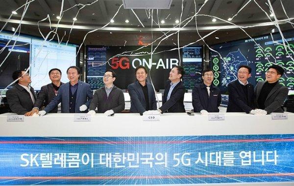 اولین شبکه 5G موبایل در جهان
