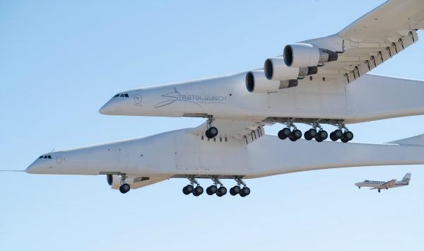 بزرگترین هواپیمای تاریخ