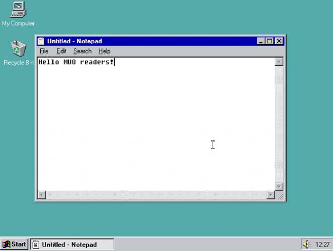 شبیهساز سیستم عامل
