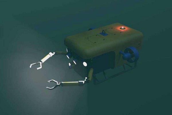 ربات های زیر دریایی