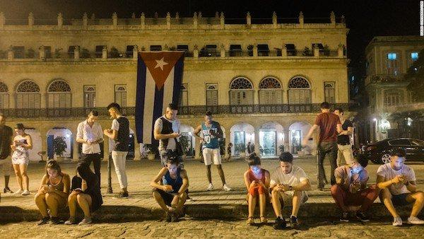 وای فای خصوصی در کوبا
