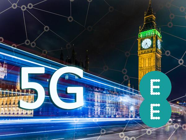 شبکه تجاری 5G