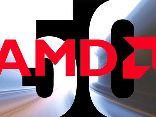تاریخچه AMD
