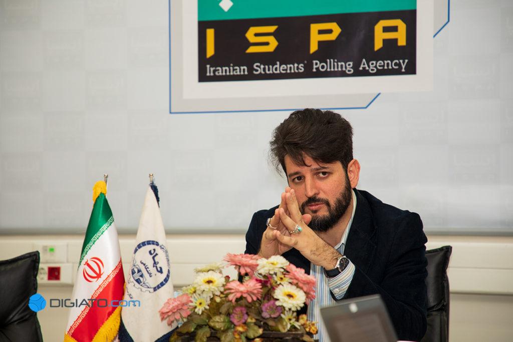 آمار گوشی هوشمند در ایران