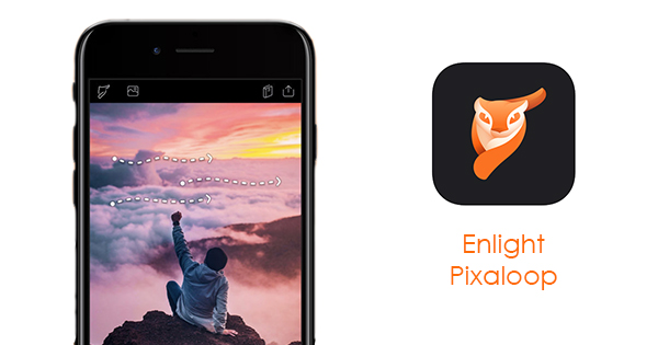 معرفی اپلیکیشن Enlight Pixaloop؛ به عکسها روح زندگی بدمید