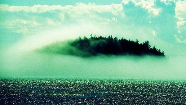 ۱۰ جزیره افسانهای