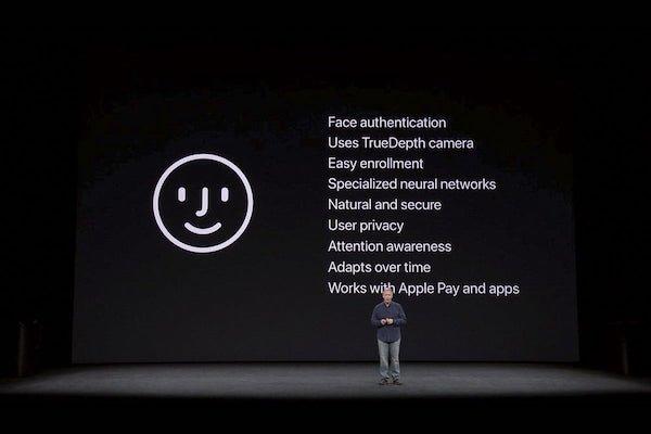 فیس آی دی اپل
