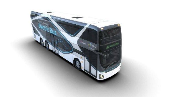 اتوبوس برقی