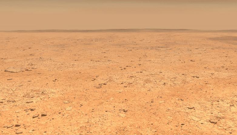 حیات روی مریخ