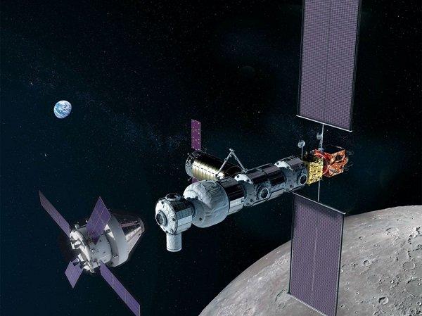 کمک ژاپن به ناسا برای ساخت مدارگرد قمری در پروژه Lunar Gateway