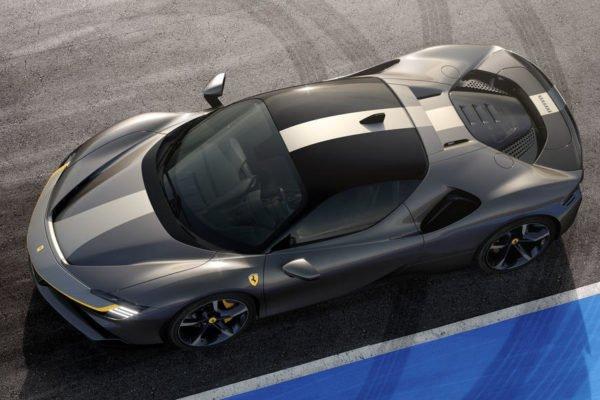 ferrari sf90 stradale assetto fiorano 600x400 فراری SF90 Spider با 986 اسب بخار قدرت رسما معرفی شد اخبار IT
