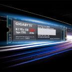 گیگابایت اولین حافظه SSD دنیا با پشتیبانی از PCIe 4.0 را معرفی کرد