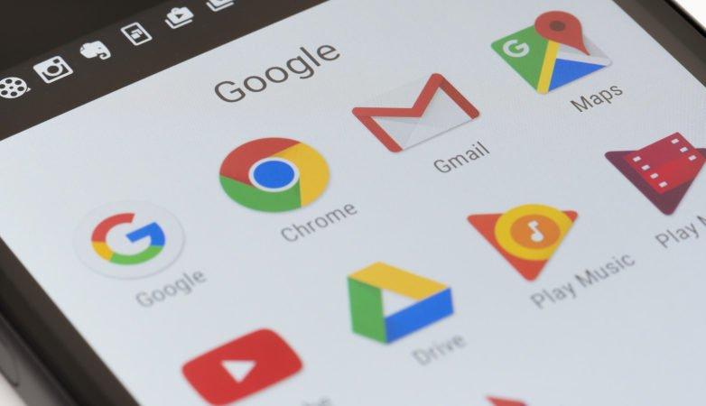 google gmail apps 782x450 جنگ هستهای ترامپ علیه هواوی دنیای فناوری را دو نیم خواهد کرد اخبار IT