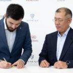 سرمایه گذاری هیوندای کیا در ریمک؛ کره جنوبی صاحب خودروهای اسپرت برقی می شود