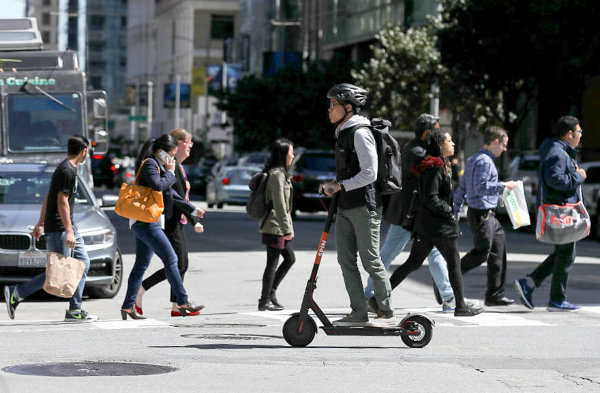 scooter-san-francisco