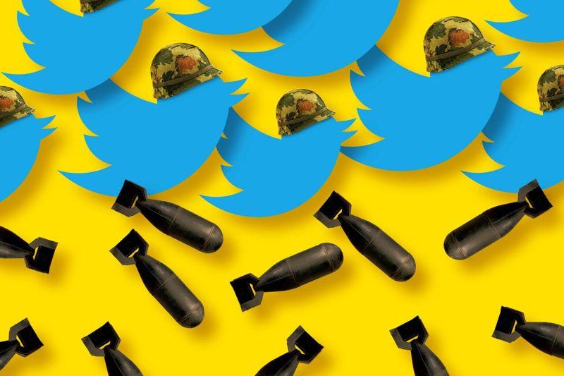 جنگ و شبکههای اجتماعی