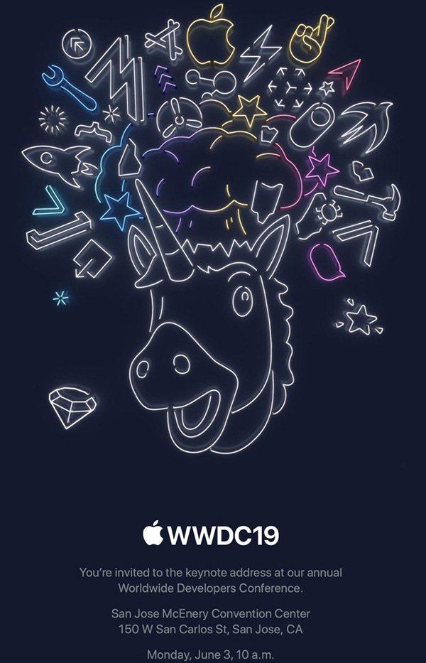کنفرانس WWDC 2019