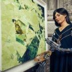 با آیدا آشنا شوید: اولین ربات انسان نمای نقاش در دنیا