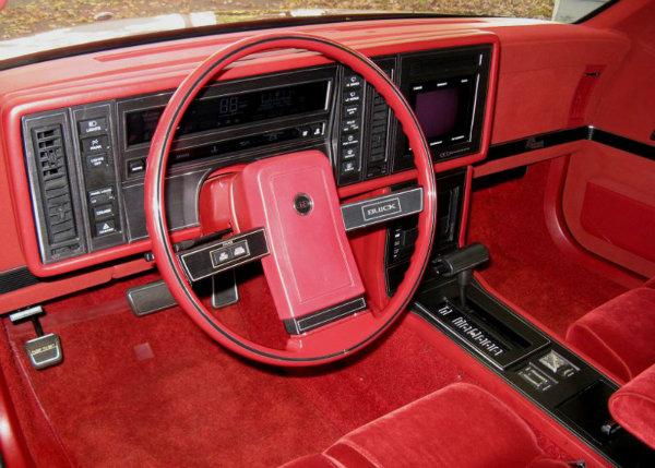1986 Buick Riviera