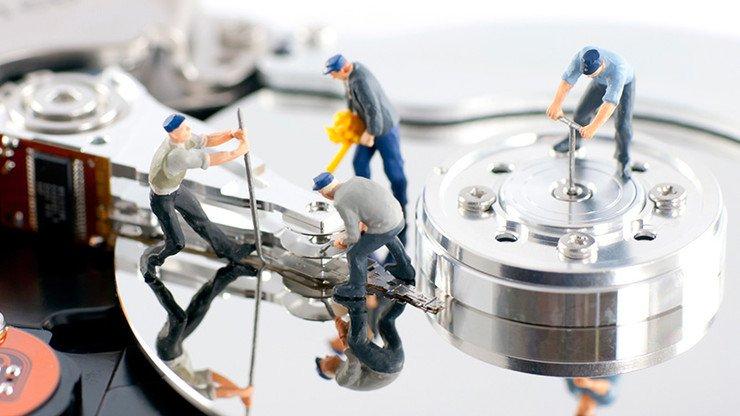 نرم افزار تست سلامت هارد دیسک