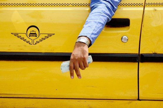 تاکسیهای فاقد پروانه هوشمند