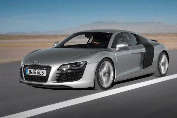 Audi R8 4.2 2008