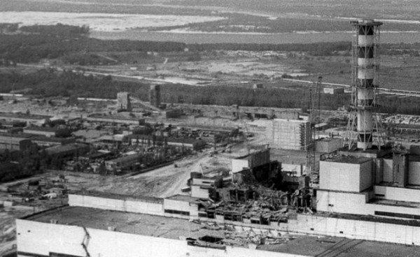 مروری بر فاجعه نیروگاه هسته ای چرنوبیل