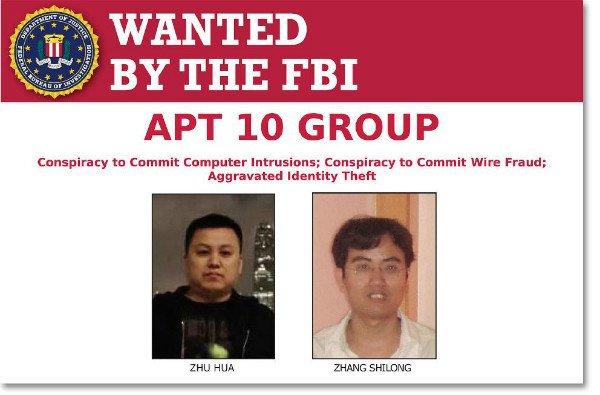 گروه هکری APT10