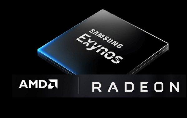 مشارکت سامسونگ و AMD