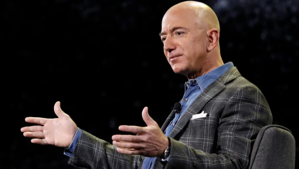 توصیه جف بزوس به کارآفرینها: به آنچه تغییر نمیکند فکر کنید